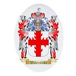 Wabersinke Oval Ornament