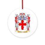 Wabersinke Round Ornament