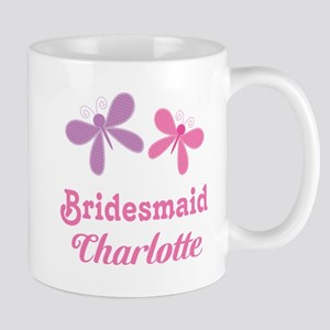 Bridesmaid Wedding Personalized Gift Mugs
