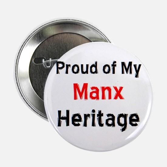 """manx heritage 2.25"""" Button"""