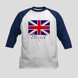Brexit Kids Baseball Jersey