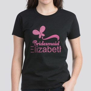Cute Bridesmaid Personalized Gift T-Shirt