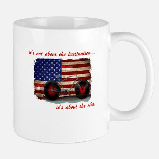 American Bike Ride Mugs