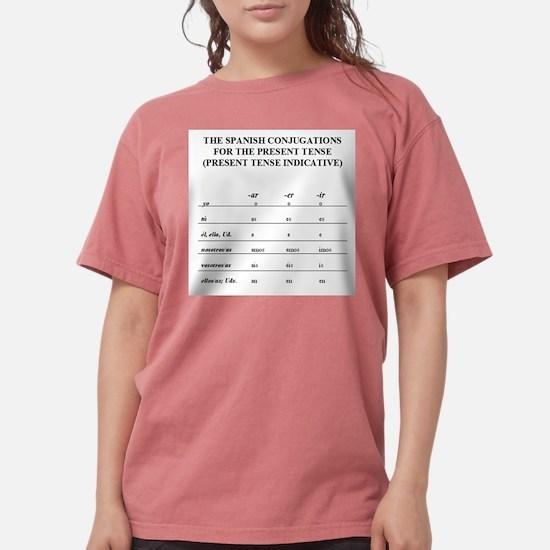 Spanish Conjugations T-Shirt