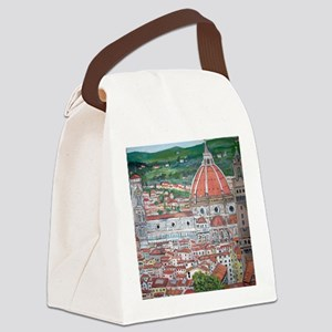 The Duomo of Florence Canvas Lunch Bag