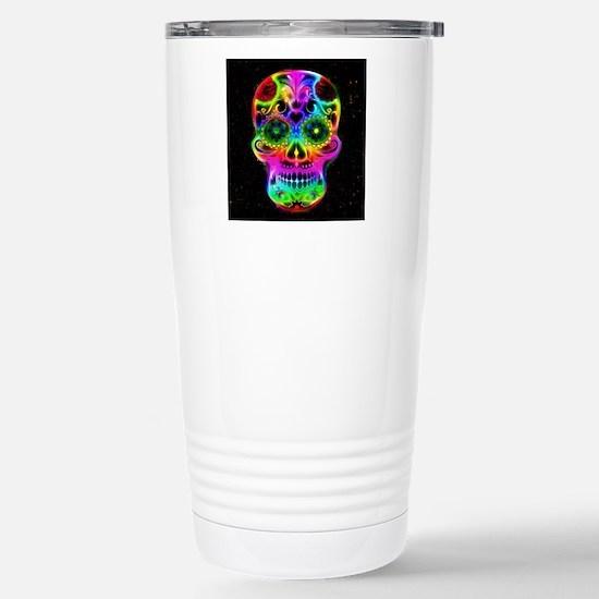 Skull20160604 Stainless Steel Travel Mug