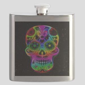 Skull20160604 Flask