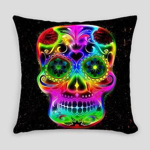 Skull20160604 Everyday Pillow