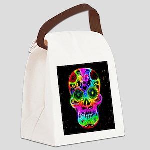 Skull20160604 Canvas Lunch Bag