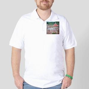 The Duomo of Florence Golf Shirt