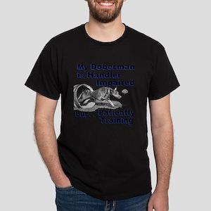Doberman Pinscher Agility T-Shirt