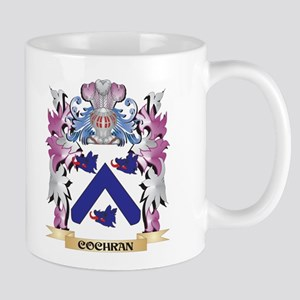 Cochran Coat of Arms (Family Crest) Mugs