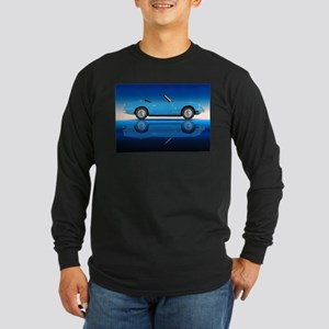 Old Style Sports Car Long Sleeve T-Shirt