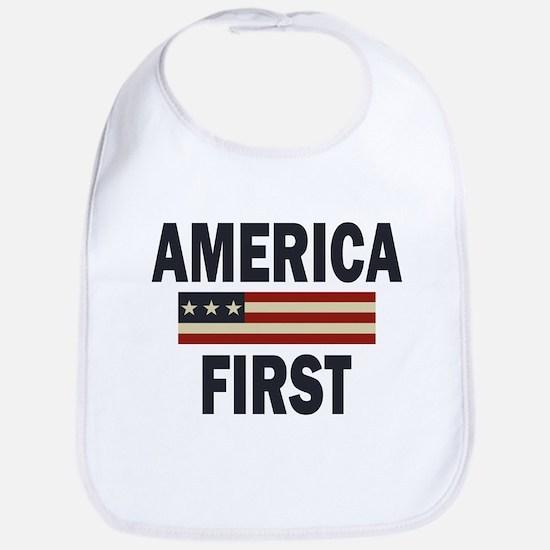 America First Bib