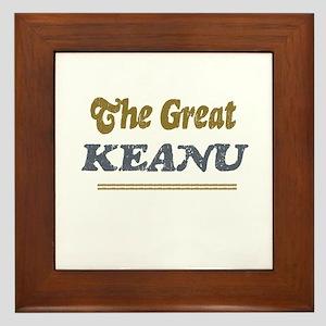 Keanu Framed Tile