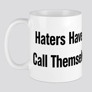 Hate Is Not Christian Mug