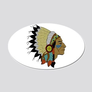 CHIEF Wall Decal