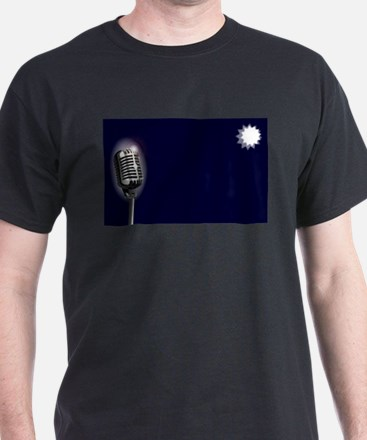 Karaoke Stage Night T-Shirt