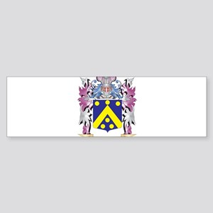 Code Coat of Arms (Family Crest) Bumper Sticker