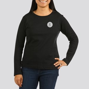 Team Archery Mono Women's Long Sleeve Dark T-Shirt