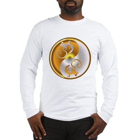 Zen Dragons Long Sleeve T-Shirt