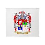 Xavier Throw Blanket