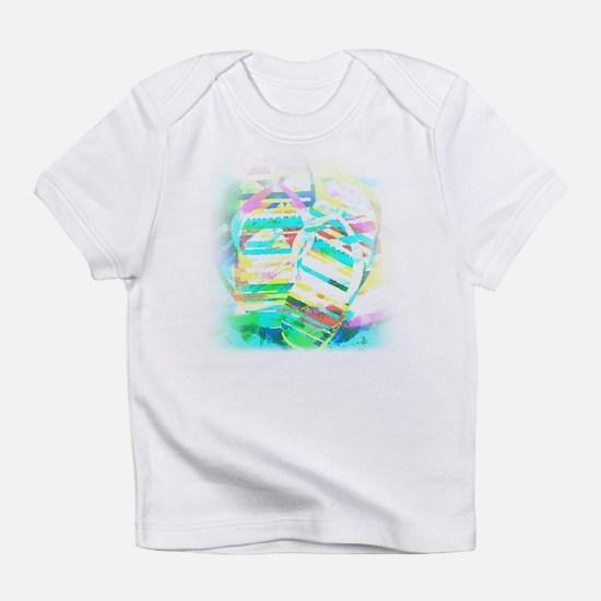 Flipfloppin' Infant T-Shirt