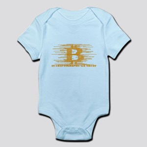 IN CRYPTOGRAPHY WE TRUST Body Suit