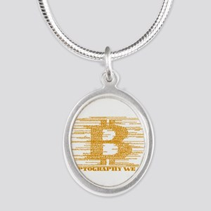 IN CRYPTOGRAPHY WE TRUST Necklaces