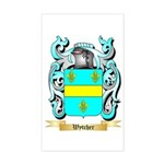Wytcher Sticker (Rectangle)
