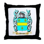 Wytcher Throw Pillow