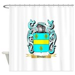 Wytcher Shower Curtain