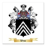 Wyse Square Car Magnet 3