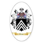 Wyse Sticker (Oval)