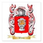 Wynn Square Car Magnet 3