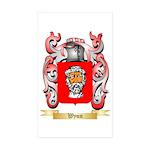 Wynn Sticker (Rectangle 50 pk)