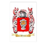 Wynn Postcards (Package of 8)