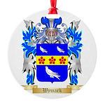 Wymark Round Ornament