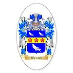 Wymark Sticker (Oval)
