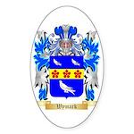 Wymark Sticker (Oval 10 pk)