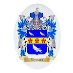 Wymark Oval Ornament