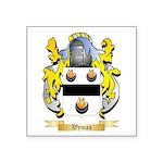 Wyman Square Sticker 3