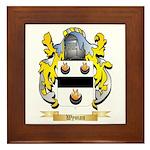 Wyman Framed Tile