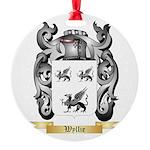Wyllie Round Ornament