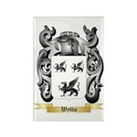Wyllie Rectangle Magnet (10 pack)