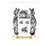Wyllie Postcards (Package of 8)