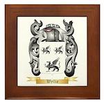 Wyllie Framed Tile