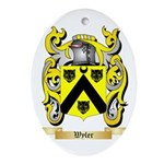 Wyler Oval Ornament