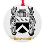 Wylde Round Ornament