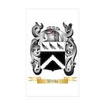 Wylde Sticker (Rectangle 50 pk)